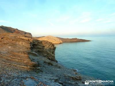 Calblanque y Calnegre - Cabo Tiñoso; viajes trekking; viaje playa Murcia;paseos por la sierra de ma